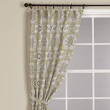 World Curtains Drapery Panels For A Gray Dining Room Driven By Decor