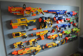 nerf bedroom will there be a nerf movie wall storage guns and storage