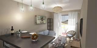decoration salon avec cuisine ouverte deco salon et cuisine ouverte amazing decoration interieur salon