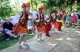 ukrainian thanksgiving newtown farm to host ukrainian festival newstimes