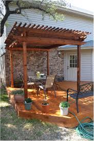 backyards modern tub spa swimspa deck pergola san antonio