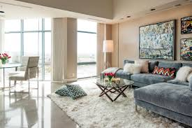 Modern Living Room Sofas 12 Living Room Ideas For A Grey Sectional Hgtv S Decorating
