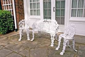 Settee Cushion Set by Patio Furniture Wrought Iron Patio Setc2a0 9b5cba197f0d 1 Set