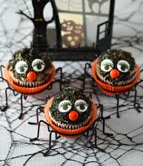 Spider Halloween Cakes by Spider Cupcakes Friday Is Cake Night