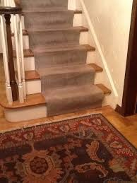 center hall paint color stair carpet to match our rug and should i pai