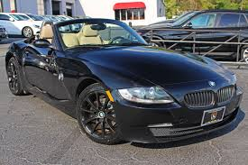 bmw z4 convertable 2006 used bmw z4 roadster 3 0i at luxury cars serving