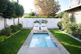 Landscape Design Ideas For Small Backyards Spruce Up Your Small Backyard With A Swimming Pool U2013 19 Design Ideas