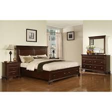 brinley cherry storage bedroom set choose your size sam s club
