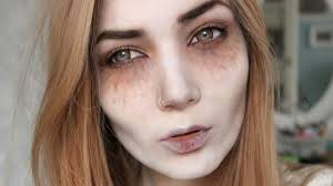 Face Makeup Designs For Halloween by Pretty Beautiful U0026 Scary Vampire Halloween Makeup Ideas
