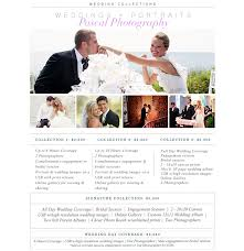 wedding photographers prices los angeles affordable wedding photography packages