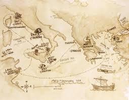 odyssey map odyssey artist andrea