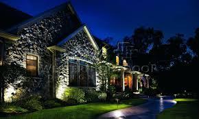 low voltage led landscape lighting kits transformer ac or dc