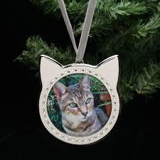 arthur court pet cat frame ornament