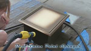 Paint Spray Gun Hire - best latex paint sprayer reviewed for ultimate spraying job