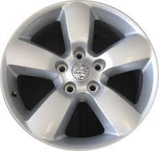 rims for 2013 dodge ram 1500 aly2451u20 2495a dodge ram 1500 wheel silver painted 1ub17gsaaa