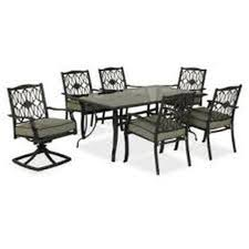 Hampton Bay Andrews 7 Piece Patio Dining Set - fresh cheap home depot hampton bay outdoor cushions 8009
