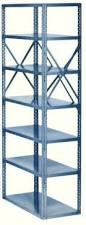 Industrial Shelving Unit by Commercial Shelving Unit Metal U0026 Steel Industrial Shelves