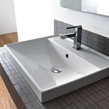 Overmount Bathroom Sink Best 25 Drop In Bathroom Sinks Ideas On Pinterest Shower Bath