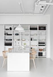 Architectural Design Minimalist White Apartment Tsai Residence By Tai U0026 Architectural