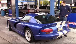 97 dodge viper gts here s what of gas mileage you actually get in a dodge viper