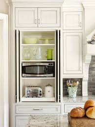 kitchen appliance storage cabinet 405 best kitchen organization images on pinterest organization