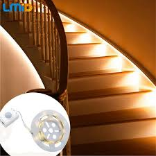 led strip lights for stairs lmid 2700k warm white recharged led strip lights smd2835 flexible