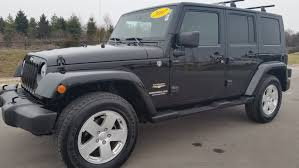 used jeep wrangler rubicon incridible used jeep wrangler unlimited 2007