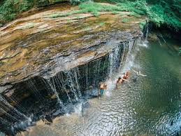 Kentucky waterfalls images Princess falls daniel boone national forest ky together jpg