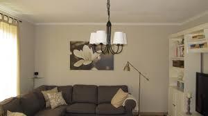 Wohnzimmer Lampenschirm Kleines Gelbes Haus Ikea Hack Molnig Kronleuchter U0026 Ekas