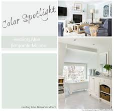 benjamin moore light gray colors remodelaholic color spotlight healing aloe from benjamin moore