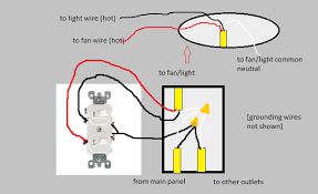 ceiling fan light pull switch wiring diagram integralbook com