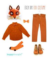 Baby Fox Halloween Costume Simple Diy Ideas Easy Fun Dress Animal Costume Ideas