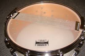 yamaha john jr robinson signature snare drum in wmp signed with