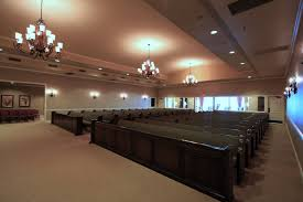 biggers funeral home interiors jst architects