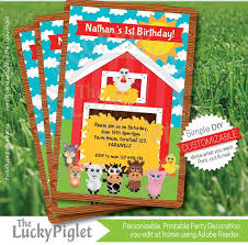 the 25 best farm party invitations ideas on pinterest farm