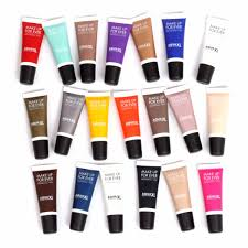 make up for ever aqua xl color paint review and swatches living