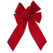velvet bows bows outdoor christmas bows outdoor berry