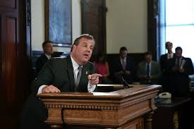 Chris Christie Resume With No Deal On New Jersey Gas Tax Christie Orders Shutdown Of