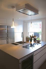 kitchen island with sink and hob kitchen 78 best ideas about extractor fans on modern kitchen