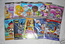 kids temporary tattoos ebay