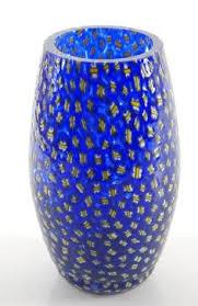 Crystal Gifts Stemware Vases Rare Colors European Hand Cut Cobalt Blue Wine Goblet Set Of 6 Gems Sold Out