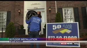 get free installation with 50 floor in august wccb