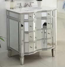 30 mirror reflection 3 drawers bathroom sink vanity bwv 025 30