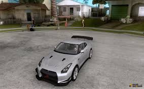 nissan gtr gta v gt r shift 2 edition for gta san andreas