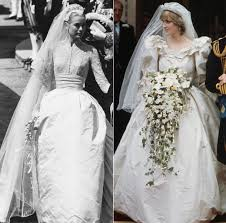 popular wedding dresses the ten most iconic wedding dresses of all time