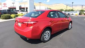 2017 toyota corolla for sale in carson city nv