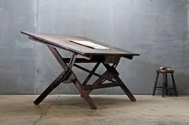 Vintage Wood Drafting Table Antique Drafting Table Ebay Antique Drafting Table An