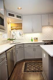 corner kitchen sink cabinet kitchen ideas with a corner sink hgtv