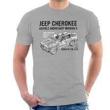 manual jeep cherokee haynes owners workshop manual jeep cherokee black men u0027s t shirt ebay
