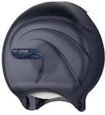 amazon com san jamar r2090tbk single jbt tissue dispenser oceans